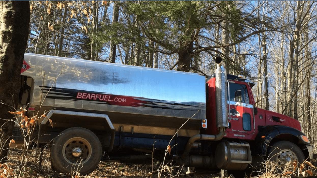 Bear Fuel Truck